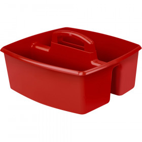 Large Caddy, Red