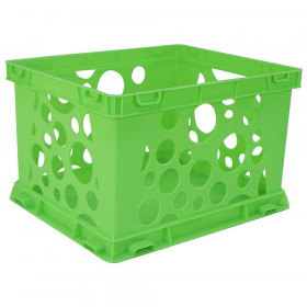 Mini Crate, School Green