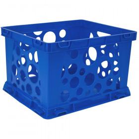 Micro Crate, Blue