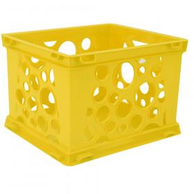 Micro Crate Yellow