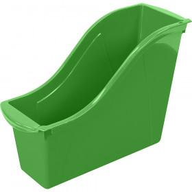 Small Book Bin, Green