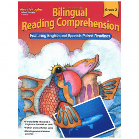 Steck-Vaughn Bilingual Reading Comprehension Reproducible Grade 2