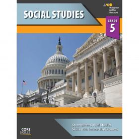 Steck-Vaughn Core Skills Social Studies Workbook Grade 5