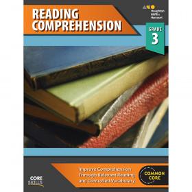 Steck-Vaughn Core Skills Reading Comprehension Workbook Grade 3