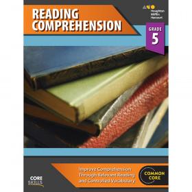 Steck-Vaughn Core Skills Reading Comprehension Workbook Grade 5