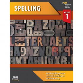 Core Skills Spelling Gr 1 Workbook
