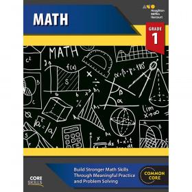 Steck-Vaughn Core Skills Mathematics Workbook Grade 1