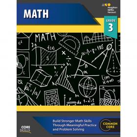 Steck-Vaughn Core Skills Mathematics Workbook Grade 3