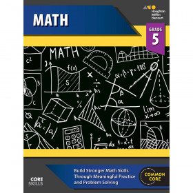 Core Skills Mathematics Workbook Grade 5