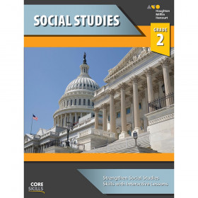 Steck-Vaughn Core Skills Social Studies Workbook Grade 2