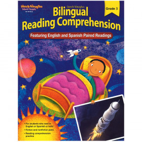 Steck-Vaughn Bilingual Reading Comprehension Reproducible Grade 3