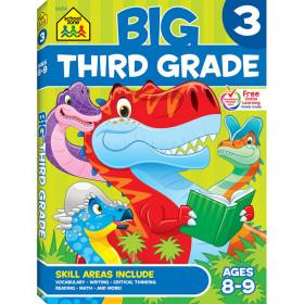Big Workbook Third Grade