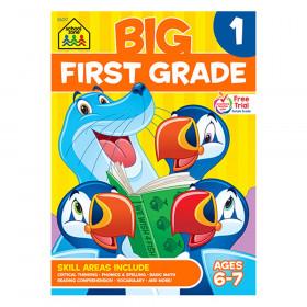 BIG Workbook, First Grade