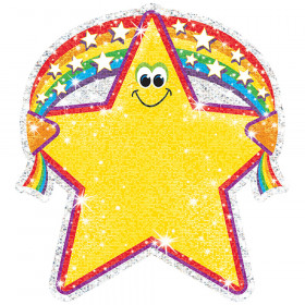 Rainbow Star Classic Accents?-Sparkle