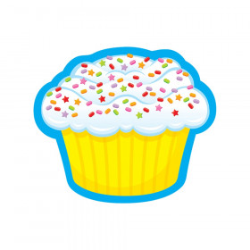 Confetti Cupcake Mini Accents