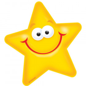 Smiley Star Mini Accents