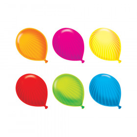Party Balloons Classic Accents Variety Pack, 36 ct