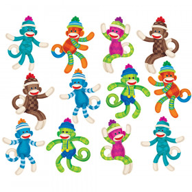 Sock Monkeys Patterns Classic Accents® Variety Pack