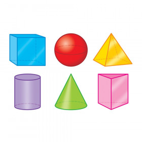 3-D Shapes Classic Accents® Variety Pack