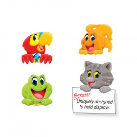 Playtime Pals Clips Classic Accents Variety Pack, 36 ct