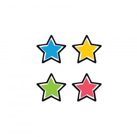 Bold Strokes Stars Mini Accents Variety Pack, 36 ct