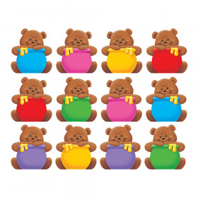 Bears Mini Accents Variety Pack, 36 ct