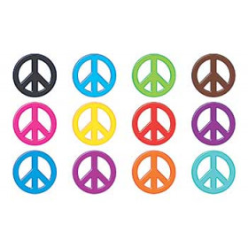 Peace Signs Solids Mini Accents Variety Pack