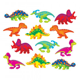 Dino-Mite Pals Mini Accents Variety Pack, 36 ct