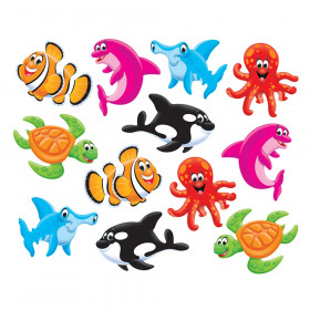 Sea Buddies Mini Accents Variety Pack, 36 ct