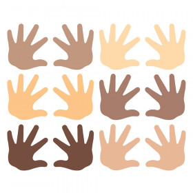 Friendship Hands Mini Accents Variety Pack, 36 ct