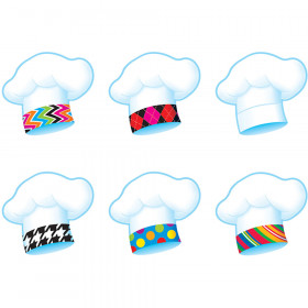Chef's Hats The Bake Shop™ Mini Accents Variety Pack