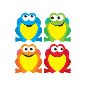 Colorful Frogs Mini Accents Variety Pack, 36 ct