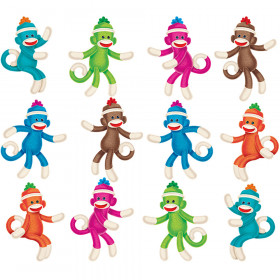 Sock Monkeys Solids Mini Accents Variety Pack