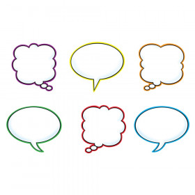 Speech Balloons Classic Accents Variety Pack, 36 ct