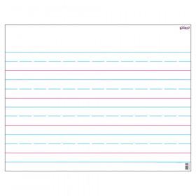 "Handwriting Paper Wipe-Off Chart, 22"" x 28"""