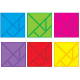 Classic Accents Tangrams Variety Pk