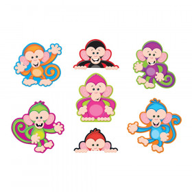 Color Monkeys Classic Accents Variety Pack, 36 ct