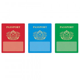 Passports Classic Accents Variety Pack, 36 ct