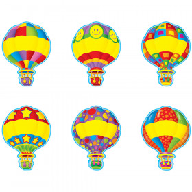 Hot Air Balloons Classic Accents® Variety Pack