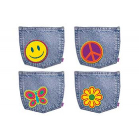 Jazzy Jean Pockets Accents Variety Pack