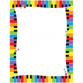 Colorful Keyboard Terrific Papers®