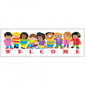 Welcome TREND Kids Bookmarks