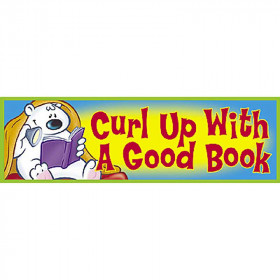 Curl Up W/ A Good Book 36/Pk Bookmarks