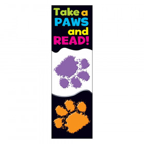 Take a Paws Bookmarks, 36 ct