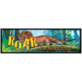 ROAR for Reading! Discovering Dinosaurs™ Bookmarks
