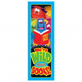 Wild About Books Furry Friends Bookmarks, 36 ct