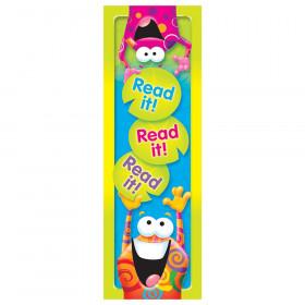 Read it! Read it! Read it! Frog-tastic! Bookmarks, 36 ct