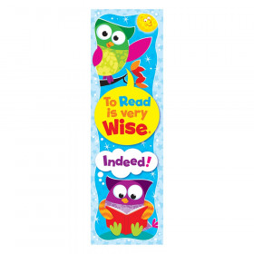 To read is very… Owl-Stars!® Bookmarks
