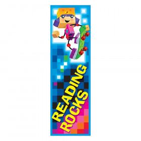 Reading Rocks BlockStars! Bookmarks, 36 ct