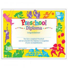 Classic Preschool Diploma PK-K Certificates & Diplomas